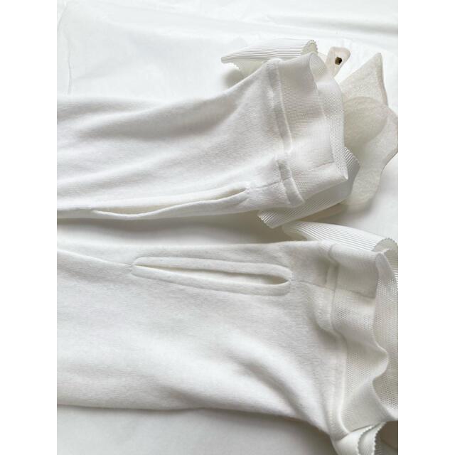 ポテチーノ 日除けカバー 手袋 レディースのファッション小物(手袋)の商品写真
