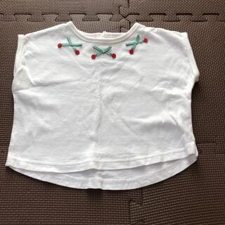 petit main - プティマイン  半袖Tシャツ 80㎝