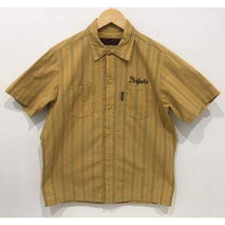 ショット(schott)のSCHOTT 半袖シャツ Lサイズ アメカジ(シャツ)