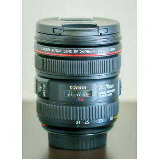 Canon - Canon EF 24-70mm F4 L IS USM【美品】