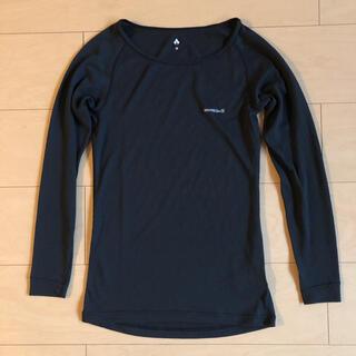 mont bell - モンベル ジオライン L.W. ラウンドネックシャツ