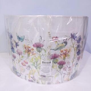 ローラアシュレイ(LAURA ASHLEY)のローラアシュレイ ランプシェード 花柄 12インチ(その他)