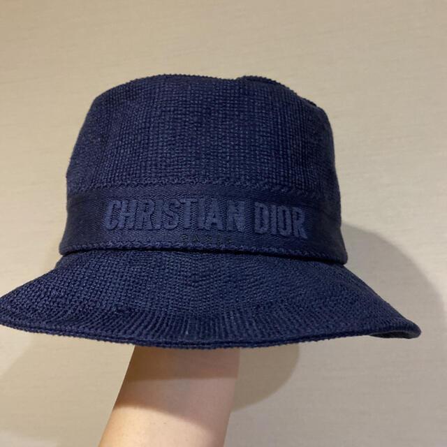Dior(ディオール)の最終値下げ Dior ボブハット レディースの帽子(ハット)の商品写真