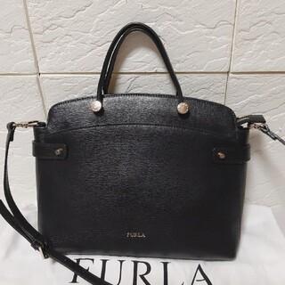 Furla - 【美品】Fulra AGATA 2wayバッグ フルラ