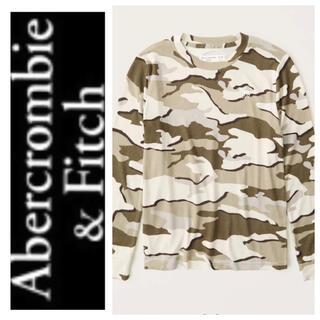 アバクロンビーアンドフィッチ(Abercrombie&Fitch)のS◎新品正規品◎アバクロ◎ロングTシャツ◎送料込(Tシャツ/カットソー(七分/長袖))