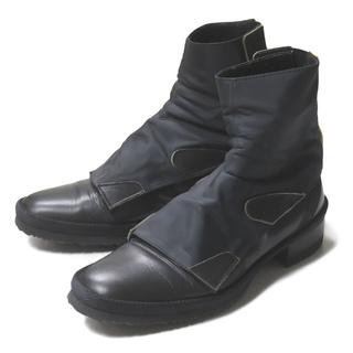 MIDORIKAWA RYO chameleon shoes レザーシューズ