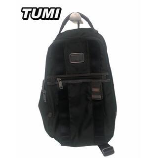 トゥミ(TUMI)の【専用】TUMI ワンショルダーバック 22317KHK  2way 大容量(ショルダーバッグ)