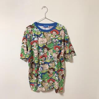 ディズニー(Disney)のトイストーリーTシャツ(Tシャツ(半袖/袖なし))
