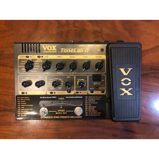 ヴォックス(VOX)のVOX Tone Lab ST マルチエフェクター 真空管搭載(エフェクター)