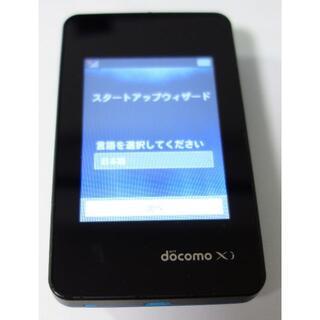 NTTdocomo - Docomo モバイルWi-Fiルーター L-01G