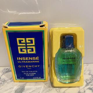ジバンシィ(GIVENCHY)の新品 ジバンシー GIVENCHY  香水 7ml オーデトワレ ウルトラマリン(香水(男性用))