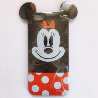 ディズニー(Disney)のiPhone6/6s ミニーマウス カバー ディズニー(iPhoneケース)