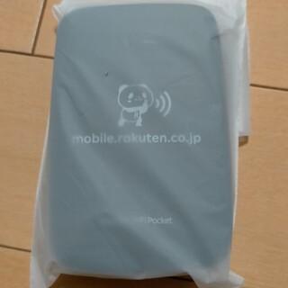 Rakuten - Rakuten WiFi Pocket 黒 新品