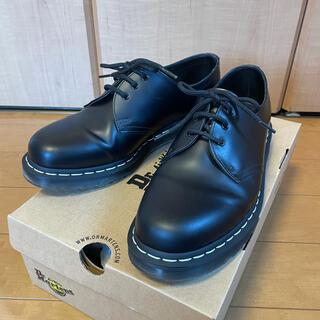ドクターマーチン(Dr.Martens)のドクターマーチン 3ホール ホワイトステッチ 27cm(ブーツ)