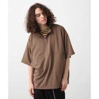 ハレ(HARE)のTRハーフZIPプルオーバー(HARE)(Tシャツ/カットソー(半袖/袖なし))