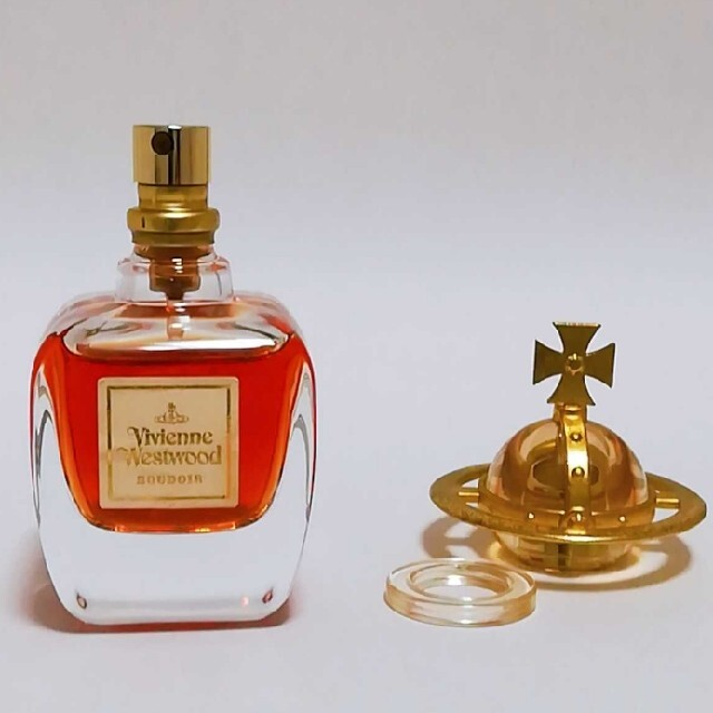 Vivienne Westwood(ヴィヴィアンウエストウッド)の訳あり。ヴィヴィアンウエストウッド ブドワール オードパルファム 香水 30ml コスメ/美容の香水(香水(女性用))の商品写真
