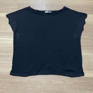 インデックス(INDEX)のindex Tシャツ ノースリーブ レディース Lサイズ(Tシャツ(半袖/袖なし))