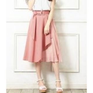 allamanda - 【allamanda】スカート ピンク