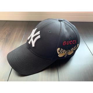 Gucci - GUCCI ヤンキースキャップグッチ