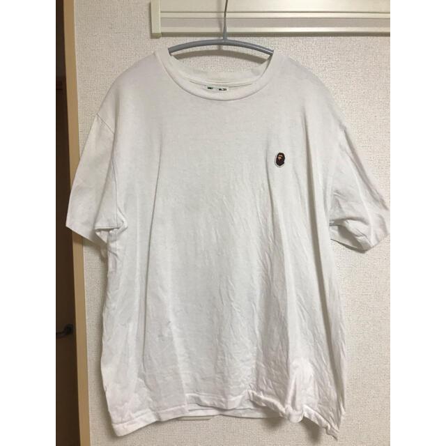 A BATHING APE(アベイシングエイプ)のA Bathing Ape BAPE one point tee メンズのトップス(Tシャツ/カットソー(半袖/袖なし))の商品写真