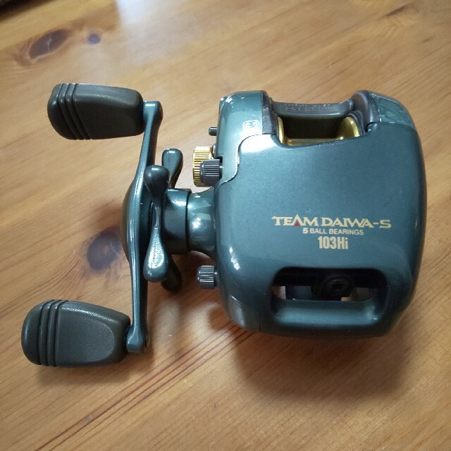 DAIWA(ダイワ)の【Sota様専用】TEAM DAIWA-S 2506C & 103Hiセット  スポーツ/アウトドアのフィッシング(リール)の商品写真