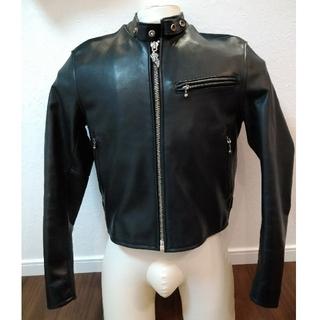 ハーレーダビッドソン(Harley Davidson)のハーレーダビッドソン シングルタイプ ライダースジャケット(ライダースジャケット)