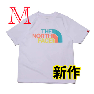 THE NORTH FACE - 新品 完売  ザ ノースフェイス カラフルロゴティー Tシャツ NT32134