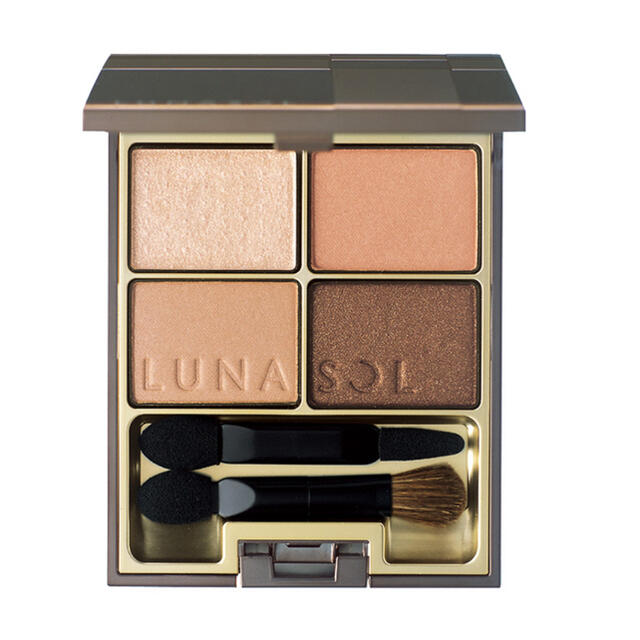 LUNASOL(ルナソル)のルナソル アイシャドウ01 コスメ/美容のベースメイク/化粧品(アイシャドウ)の商品写真