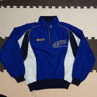 ZETT - 日体大硬式野球部 ウィンドブレーカー