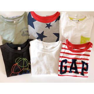 babyGAP - ベビー服 半袖Tシャツ 90-95 6点セット まとめ売り