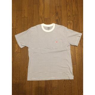 ダントン(DANTON)のDANTON ダントン BSHOP Tシャツ L ボーダー(Tシャツ/カットソー(半袖/袖なし))