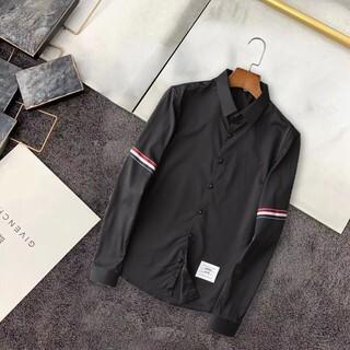 トムブラウン(THOM BROWNE)のThom Browne  B-4111(Tシャツ/カットソー(七分/長袖))