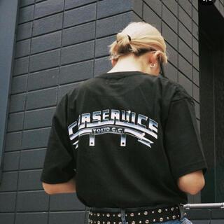 Supreme - carservice tシャツ