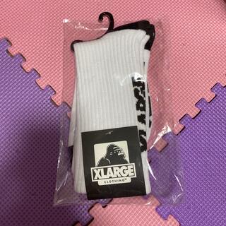 XLARGE - XLARGE 靴下