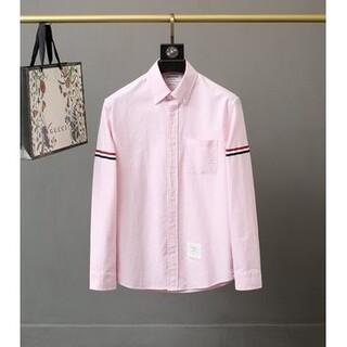トムブラウン(THOM BROWNE)のThom Browne  B-410(Tシャツ/カットソー(七分/長袖))