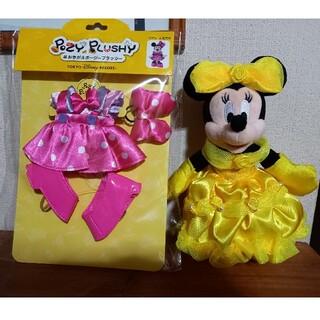 Disney - ミニーマウス ポージープラッシー