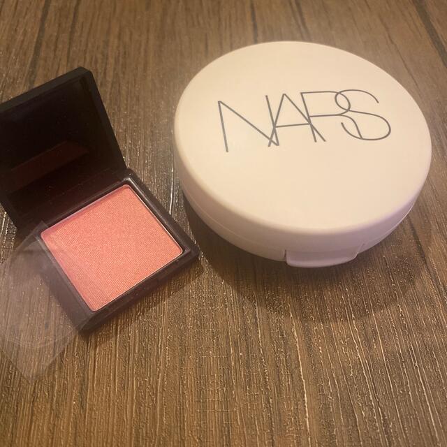 NARS(ナーズ)のNARS クッションファンデ チーク アディクション スック mac コスメ/美容のベースメイク/化粧品(ファンデーション)の商品写真