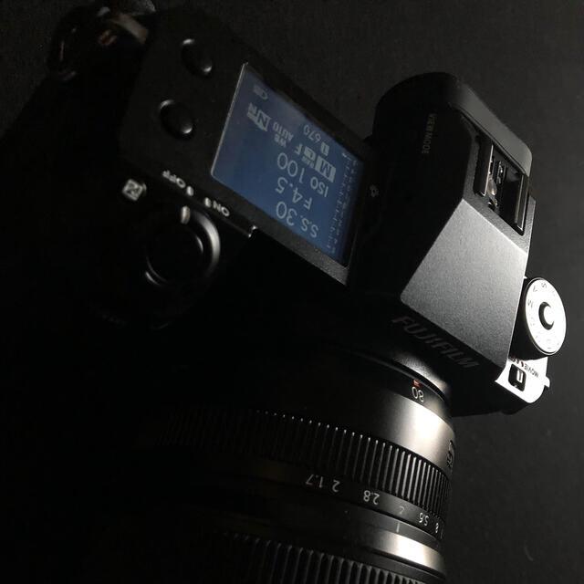 富士フイルム(フジフイルム)のGFX100S ボディ本体 美品 富士フイルム中判カメラ スマホ/家電/カメラのカメラ(ミラーレス一眼)の商品写真