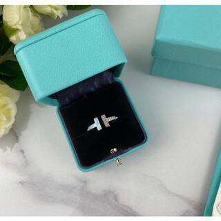Tiffany & Co. - 正規品 ティファニーのTワイヤーリングです。