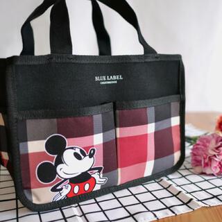 Disney - ミッキー付録インテリアバッグ