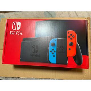 Nintendo Switch - 新品★任天堂スイッチ本体  ネオンブルー ネオンレッド