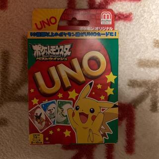ポケモン(ポケモン)のポケモンベストウィッシュUNO(トランプ/UNO)