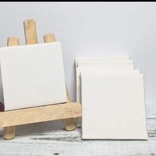 油絵・アクリル画両用キャンバス(6枚)(ボードキャンバス)