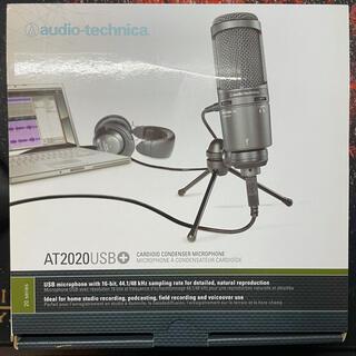 オーディオテクニカ(audio-technica)のaudio-technica AT2020USB+(マイク)