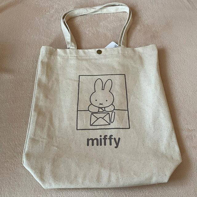 ミッフィー トートバック レディースのバッグ(トートバッグ)の商品写真