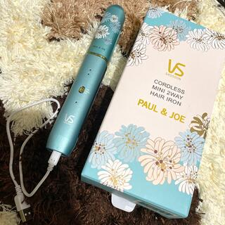 PAUL & JOE - VS×PAUL&JOE USB ヘアアイロン