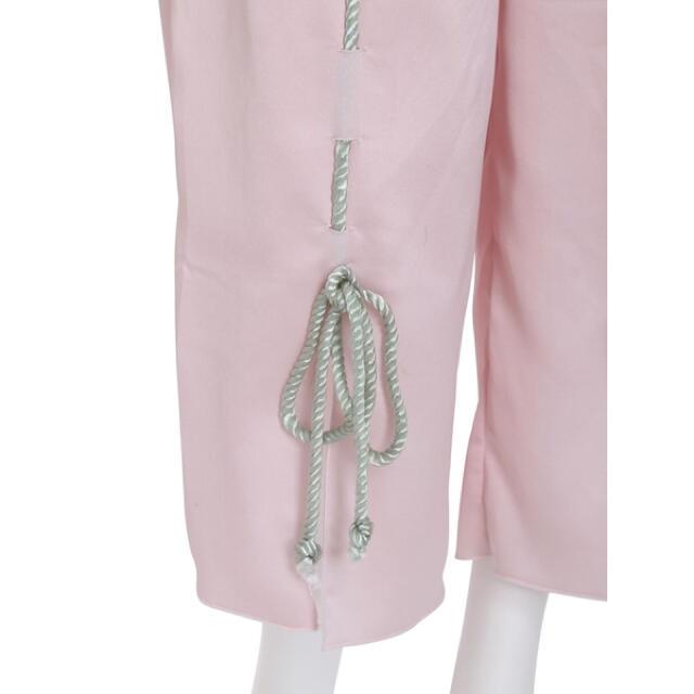 merry jenny(メリージェニー)の新品未開封タグ付き💕merry jenny なついろレースアップパンツ💕 レディースのパンツ(その他)の商品写真
