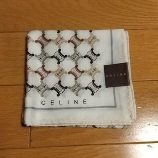 celine - CELINE ハンカチ