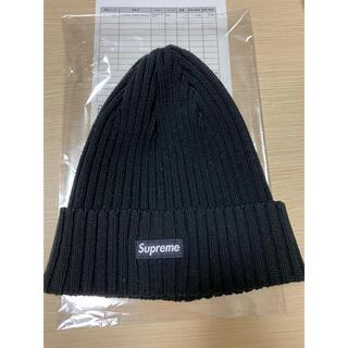 Supreme - supreme beanie ビーニー 帽子 ブラック シュプリーム