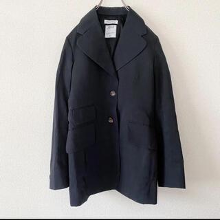MADISONBLUE - MADISON BLUE / シングルボタン リネン混 テーラードジャケット